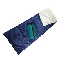 Спальный мешок (одеяло с капюшоном) верх Oxford 420, наполн. синтепон 400гр/м, внутрфлис (215 х 75см)