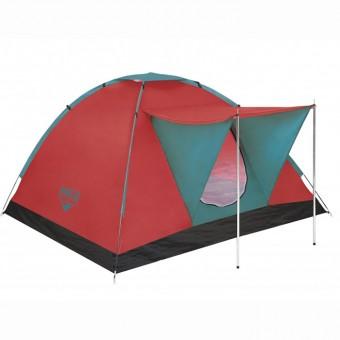Палатка трехместная RANGE X3 (40+210)х210х120см, 1/6 68012