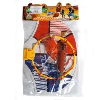 Баскетбол (щит с кольцом +мяч+насос) (пластик) 9310
