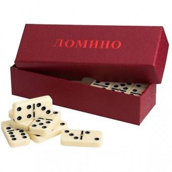 Домино в картонной коробке. 5010