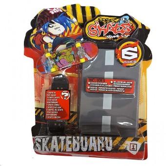 Фингерскейт набор (2 вида скейта+горка)8816
