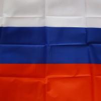 Флаг Россия 90х140 см