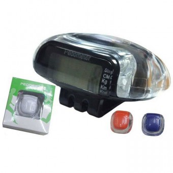Шагомер электронный 3-х кноп проф (Н10225)