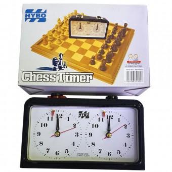 Часы шахматные (кварцевые) 9004