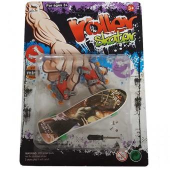 Фингерскейт Скейт + Ролики 9263
