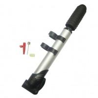 Насос алюминиевый 20см с иглой, без шланга JC301A