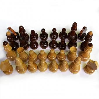Шахматные фигуры №5 в пакете