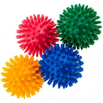 Мяч массажный 10,5 см (жесткий)