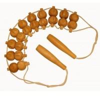 Массажер ленточный (ролик с шарами) МА 3224