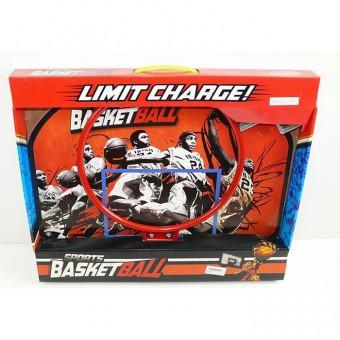 Баскетбол малый (щит с кольцом +мяч+насос) 661555-1