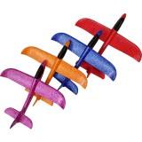 Самолет планер БОЛЬШОЙ 6 цветов 48Х46см В3301