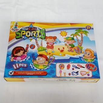 Игровой набор детский в коробке (6 в 1) 598