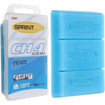 Парафин SPRINT PRO, CH4 Blue, (-5 -12°C), 60г