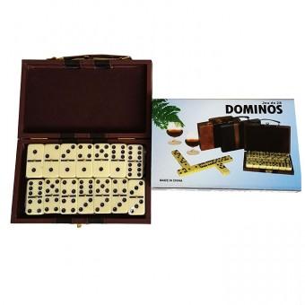 Домино в дер коробке с метал штырем 5010D