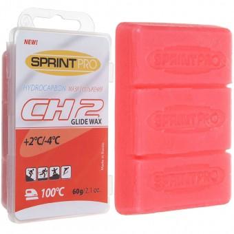 Парафин SPRINT PRO, CH2 Red, (+2 -4°C), 60г