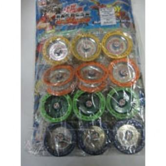 Игра Yo-Yo метал. бол 12шт/уп 00583В