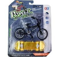 Велофингер + минискейт 4 цвета (55017-5)