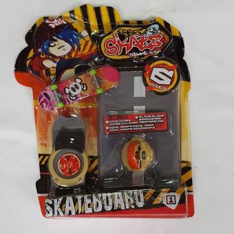 Фингерскейт набор (2 вида скейта+горка) 8817