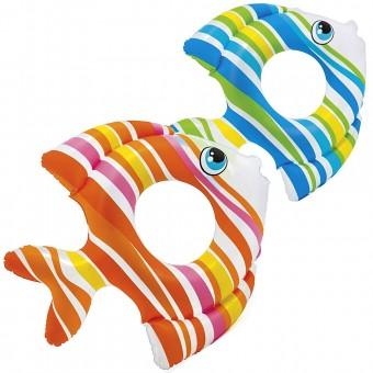 Круг Рыбка 83х81см 59223