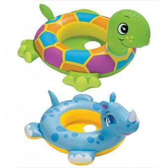 Круг носорог/черепаха 100Х80см 58511
