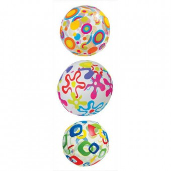 Мяч надувной (51см) 59040 (INTEX)