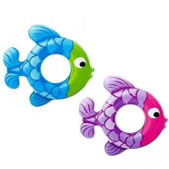 Круг рыбки 77Х76 см 59222