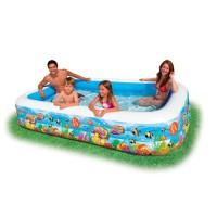 Бассейн-ванна (305х183х56) 58485 (INTEX)