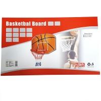 Баскетбольный щит с кольцом 1066 (80х60см)