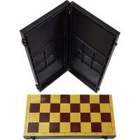 Доска шахматная пластик (30х30см, высота 42мм) Владимир