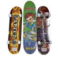 Скейт усилен. алюмин.трак ST 20100 N-25 N-32 N-69