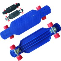Скейтборд (пенниборд) пластик 84х22 см (18474,75) большой