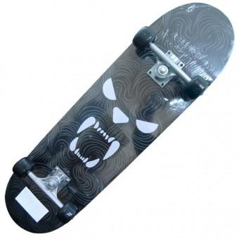 Скейтборд (Размер дэки 31х8 дюймов, 9-ти слойный клен,колеса 50х36мм ПУ) Р323