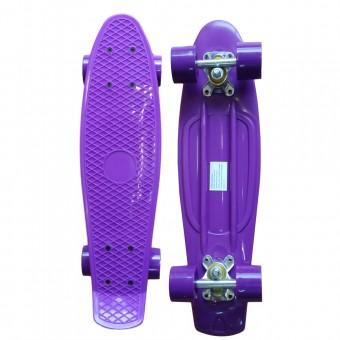 Скейтборд (пенниборд) пластик 75х19,5 см (11712) большой
