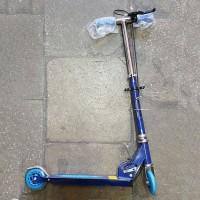 Самокат 2 колеса PVC 96 мм металл. CMS001