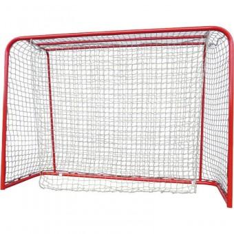 Сетка хоккейная с гасителем(капрон) 4*2 и гасит. 1,85*1,3