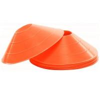 Конус футбольный (фишка) оранж