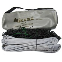 Сетка волейбольная Mikasa Gold в чехле + трос 8004