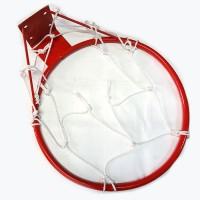 Кольцо баскетбольное №5 с сеткой