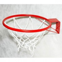 Кольцо баскетбольное №7 с сеткой
