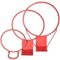 Кольцо баскетбольное №7 стандартное пруток