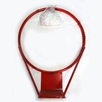 Кольцо баскетбольное №7 с сеткой(ТУ)