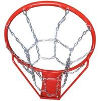 Кольцо баскетбольное усиленное №7 (с цепями)