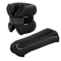 "Утяжелители ""ALT Sport"" (2х1,5кг) в сумке (нейлоновый, дробь) HKAW101"