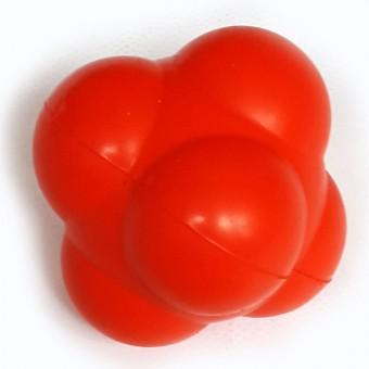 Эспандер кистевой (Мяч для отработки реакции 6,5 см.) 1109