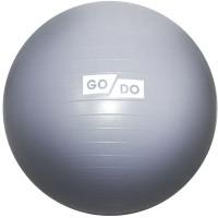 "Мяч д/фитнеса 75 см (цв. ассорти) ""Anti-burst"" в коробке GO-DO"