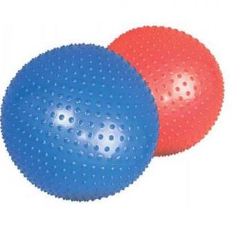 Мяч д/фитнеса массажный 65 см
