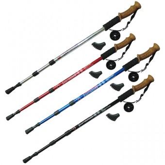 Палки для скандинавской ходьбы телескоп. 80-135 см (H10016) 18438,39
