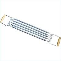 Эспандер плечевой пружинный деревянные ручки ТЕ-8005 (ТЕ-806)