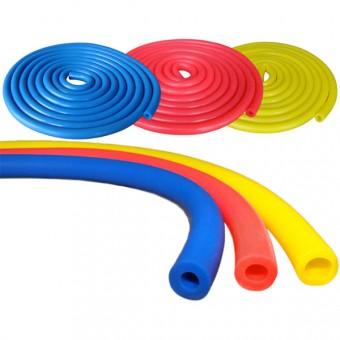 Эспандер плечевой трубчатый 0,5*1,1*300 см (синий) HKCE102