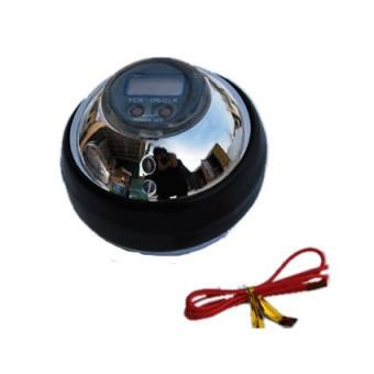 Тренажер-мяч кистевой металический WRIST BALL с дисплеем